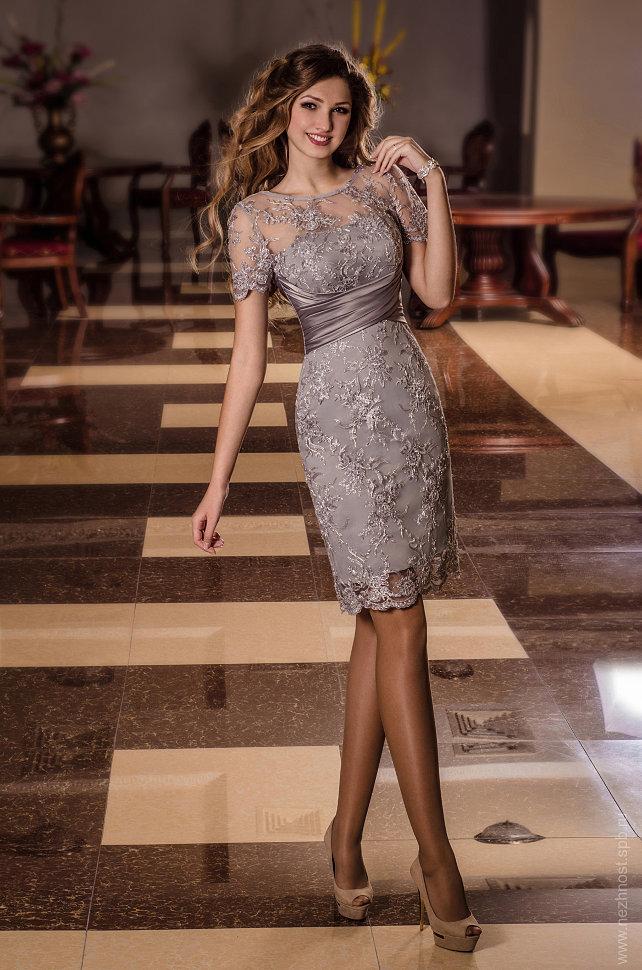 Вечерние и выпускные платья 2015, Виктория Карандашева. dec6073f6c8