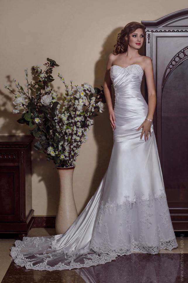 44b8550baca1fc3 Свадебные платья 2015. Виктория Карандашова.