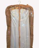 ЧБ-01 Чехол для свадебного платья прозрачный -ПВХ 231173594f5